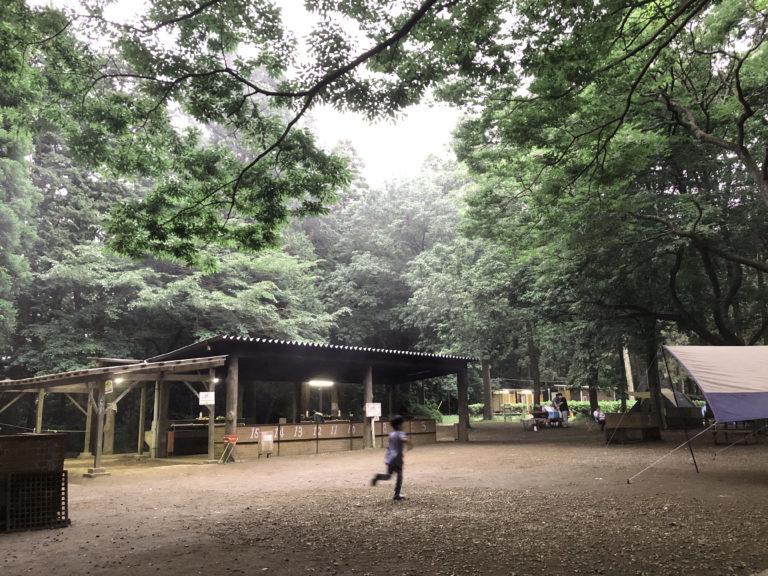 千葉 昭和の森 NIGHT BBQ