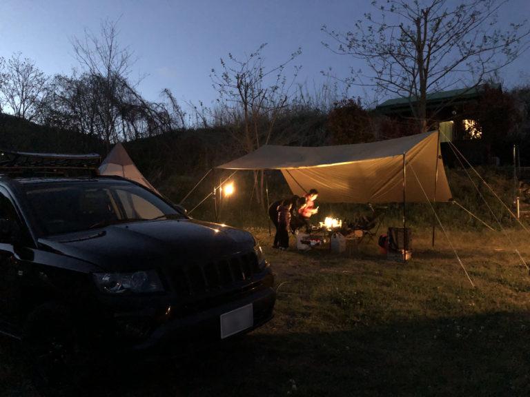 秩父巴川オートキャンプ場 雰囲気が素晴らしい!