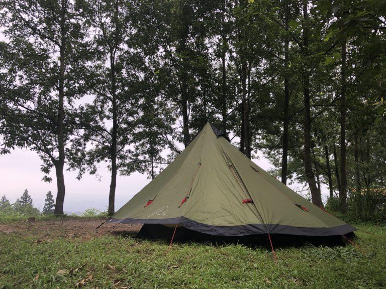 くりの木キャンプ場 2019夏