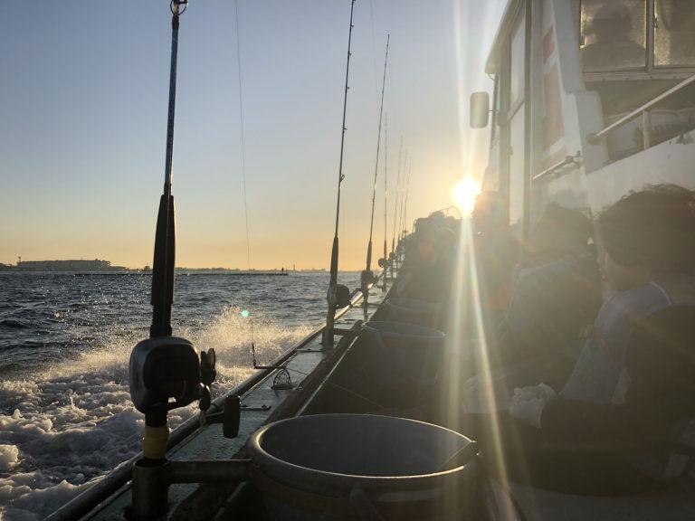 海釣り-アジ編/2019