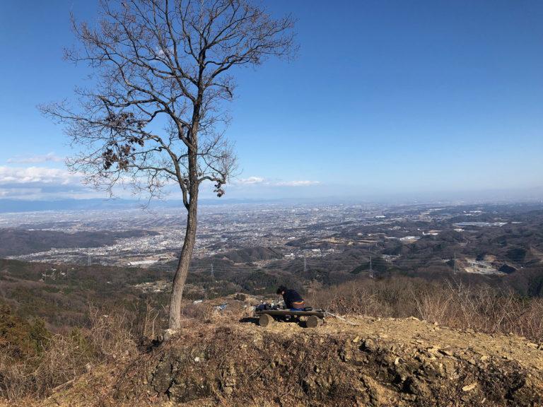 登谷山・皇鈴山 ハイキング