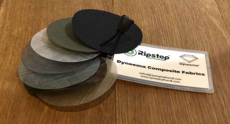 ripstop by theroll / Dyneema sample