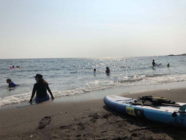 和田長浜海岸/SUP