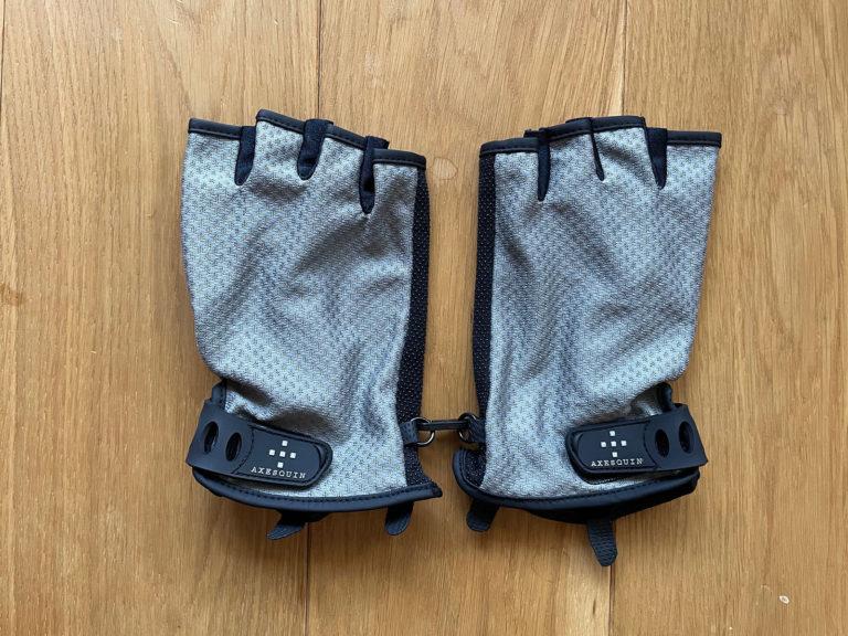 AXESQUIN UV Mesh Finger Cut Glove & 新ブランド「AXESQUIN ELEMENTS」