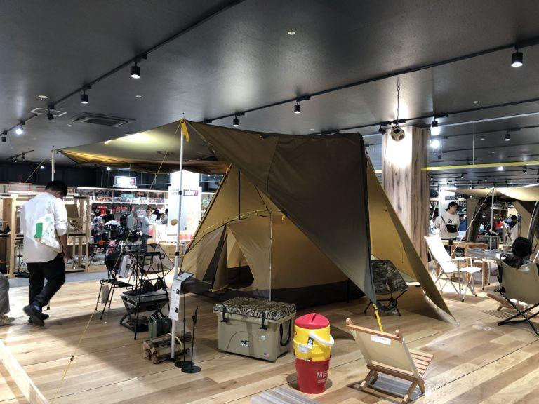 AlpenOutdoors FlagshipStore 柏店