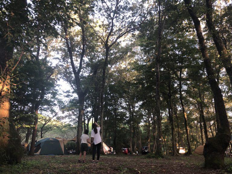 ホウリーウッズ久留里キャンプ村-2019夏