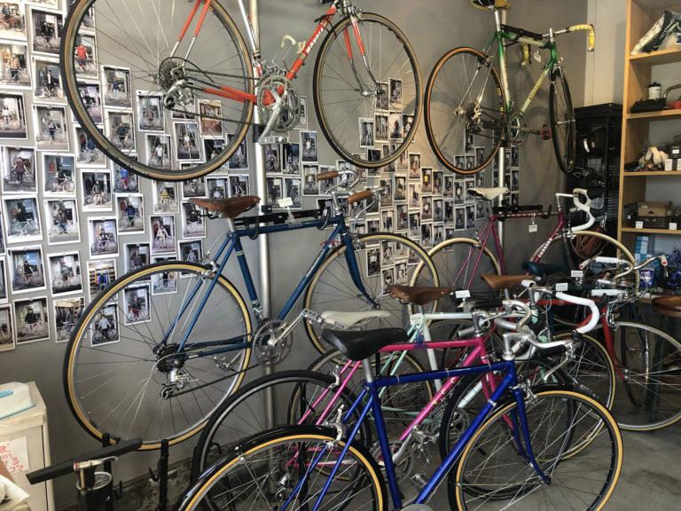 beaspo 改 磨屋自転車店