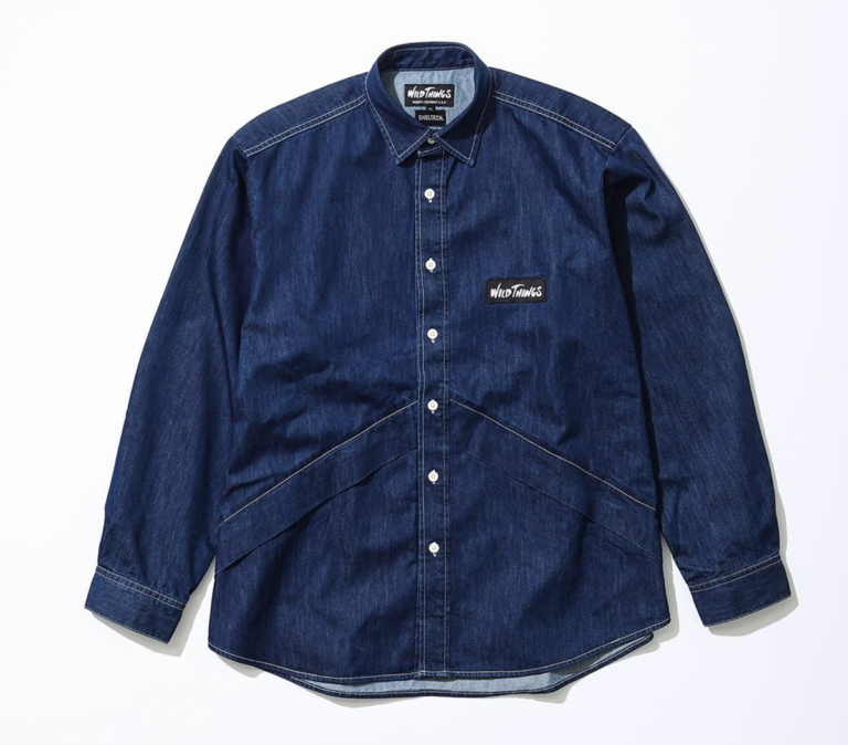 一目惚れ! WILDTHINGS SHELTECH DENALI SHIRT