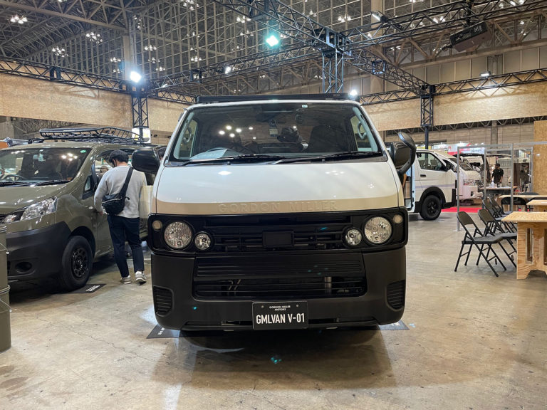 JAPAN CAMPINGCAR SHOW 2021 in MAKUHARI